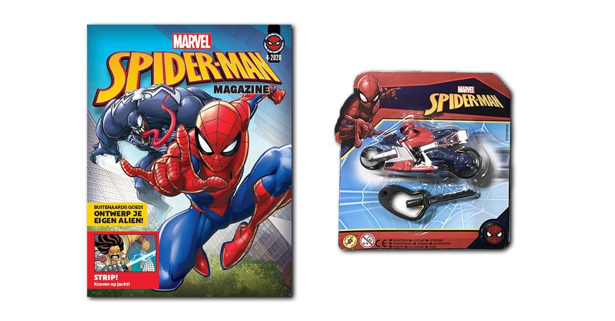 SPIDER-MAN magazine 04/2020 | Panini