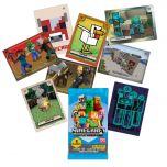 MINECRAFT Adventure Trading Card - Ontbrekende Kaarten