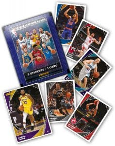 2020-2021 PANINI NBA STICKER AND CARD COLLECTION - Ontbrekende Stickers