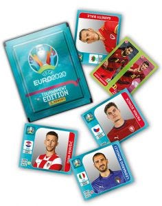 UEFA EURO 2020™ Tournament Edition - Int. Version - Ontbrekende Stickers
