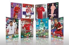 UEFA EURO 2020™ Adrenalyn XL™ 2021 Kick Off - GOAL STOPPERS - DEFENSIVE ROCKS - KEY PLAYERS - GOAL MACHINES - Ontbrekende Kaarten