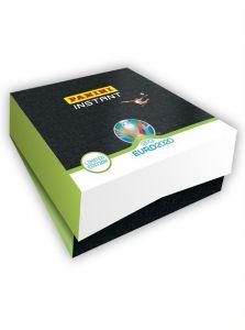 UEFA EURO 2020™ PANINI INSTANT – LIMITED EDITION VERZAMELBOX – ALLE KAARTEN + 11 PARALLEL KAARTEN