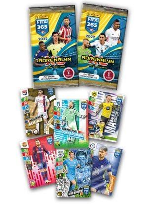 FIFA 365 ADRENALYN XL™ 2022 - Fans' Favourites-International Stars-Titans-Magicians-Dominators - Ontbrekende Kaarten