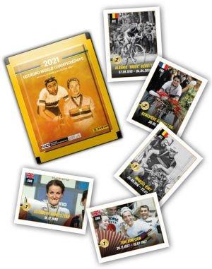 2021 UCI ROAD WORLD CHAMPIONSHIPS - Ontbrekende Stickers