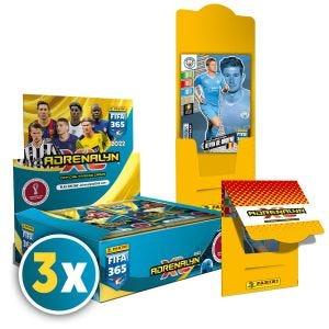 Panini FIFA 365 Adrenalyn XL™ 2022 Ruilkaartencollectie PLATINUM NR. 2 BUNDEL