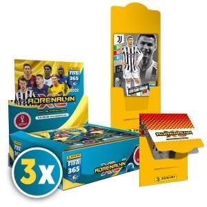 Panini FIFA 365 Adrenalyn XL™ 2022 Ruilkaartencollectie PLATINUM NR. 7 BUNDEL