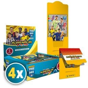 Panini FIFA 365 Adrenalyn XL™ 2022 Ruilkaartencollectie INVINCIBLE BUNDEL