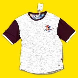Panini T-shirt met logo Paladin